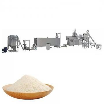 Nutritional Baby Cereals Rice Powder Food Processing Production Making Line