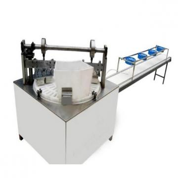 Semi-Automatic Chocolate Cereal Bar Bag Packing Equipment Machine