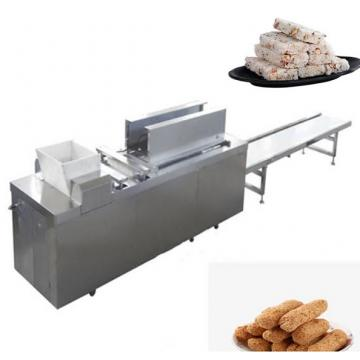 Automatic Sandwich Paste Fruit/Protein/Energy/Cereal Bars Packing Machine