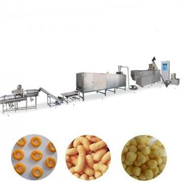Snicker Cereal Nougat Bar Production Line Snack Machine