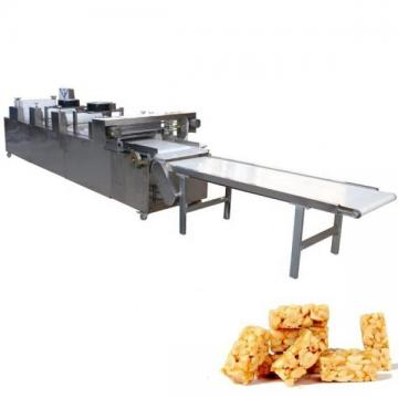 Ce Approved Automatic Soya Protein Cereal Bar Production Machine