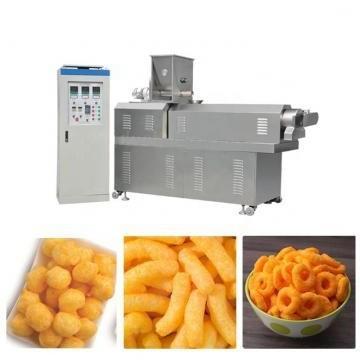 Mini Small Snack Food Pop Rice Puffed Corn Stick Processing Puffs Flakes Snack Making Extruder Machine