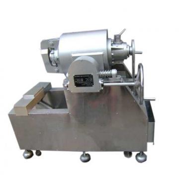 Crunchy Corn Rice Wheat Pop Chips Making Machine