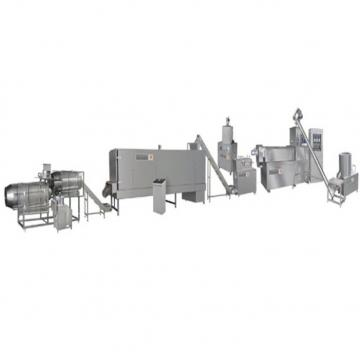 Pop Snack Chips Puff Corn Snack Food Processing Line Machine