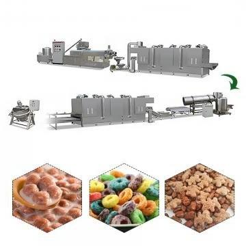 Cereals Bar Core Filling Snack Extruder Production Line