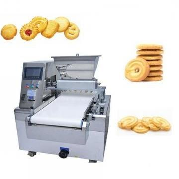 Full Automatic Cereal Bar Production Line with Chocolate Coating