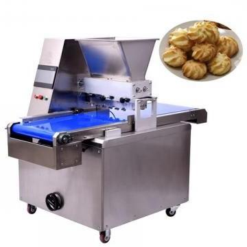 Cereal Bar Cake Biscuit Chocolate Coating Production Line