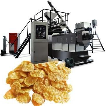 Cm400 Full Automatic Milk Cereal Bar Production Line