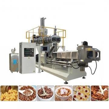 Cereal Granola Muesli Peanut Automatic Sniker Snack Caramel Industrial Protein Bar Production Line