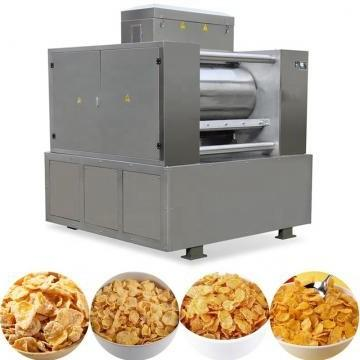 Nuts Cereal Bar Food Automatic Feeding Packaging Line