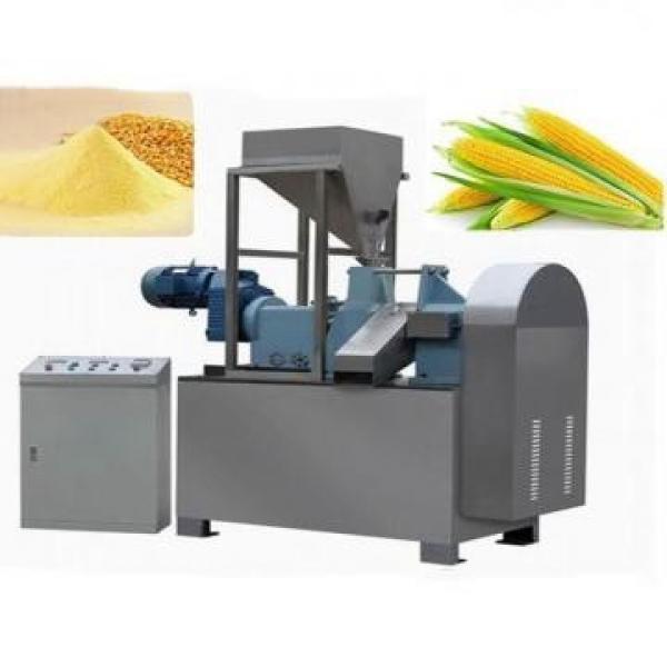 Cheetos Nik Naks Kurkure Making Machine Fried Kurkure Snacks Food Machine #1 image