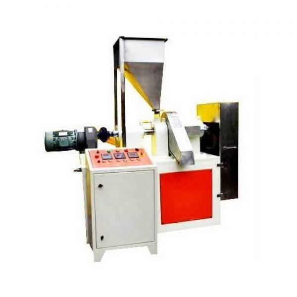 Hot Fryed Kurkure Nik Naks Extruder Making Machine #2 image