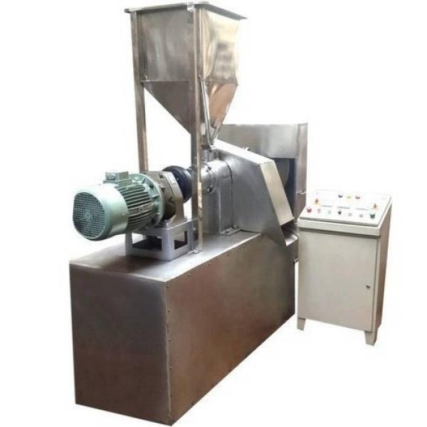 Fried Kurkure Snack Puff Food Making Machine #2 image