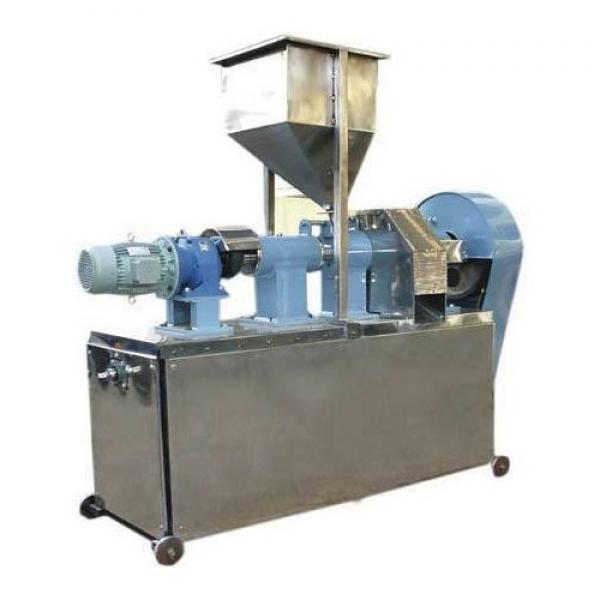 Cheetos Nik Naks Kurkure Making Machine Fried Kurkure Snacks Food Machine #2 image