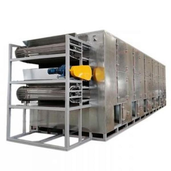 10 Kw Industrial Vacuum Fruits Vegetable Flower Drying and Sterilizing Machine Microwave Dryer #3 image