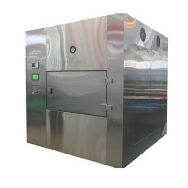 10 Kw Industrial Vacuum Fruits Vegetable Flower Drying and Sterilizing Machine Microwave Dryer #2 image