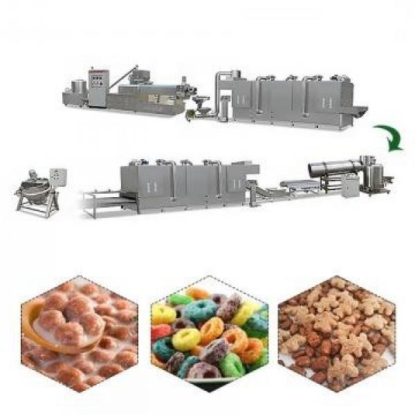 Full Automatic Cereal Bar Production Line with Packaging Line #2 image