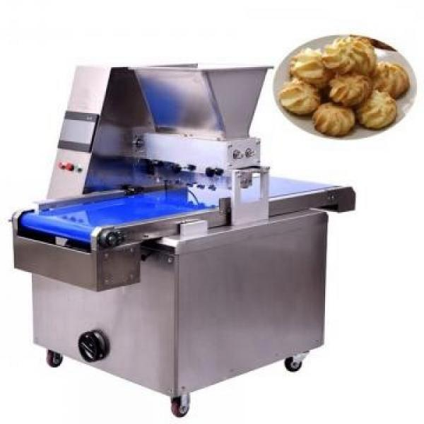 Cereal Bar Cake Biscuit Chocolate Coating Production Line #2 image