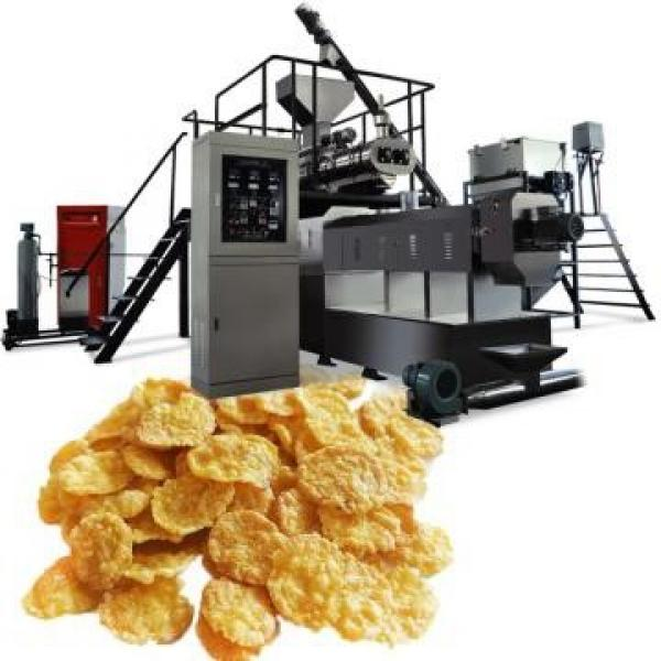 Cereal Bar Cake Biscuit Chocolate Coating Production Line #1 image
