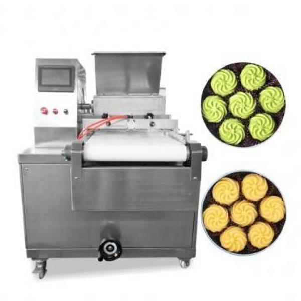 Dry Fuits, Nuts Cereal Bar Production Line with Chocolate Coating Line #2 image